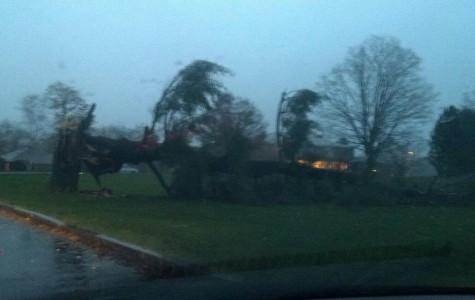 Devastation from Hurricane Sandy impacts communities across East Coast