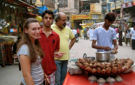 Senior returns from 10 months exploring in India