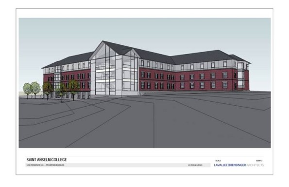 Board of Trustees approves new residence hall, set for Aug 2014 completion