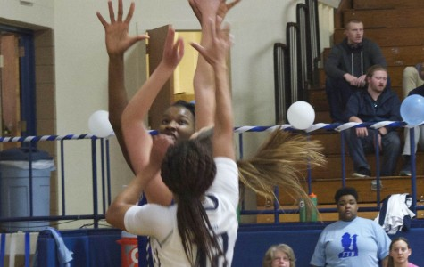 Andrews' huge fourth quarter leads women's basketball to victory on Senior Day