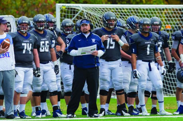 Former+Hawk+Football+Head+Coach+Patrick+Murphy.