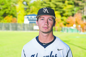 Athlete Profile: Jon McQuarrie proves to be versatile member of baseball squad