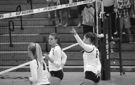Volleyball continues program's best start, 10-1