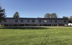Financing of temporary modular units housing relocated offices