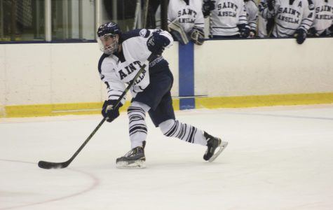 Men's hockey season under way, looks to continue strong NE-10 play
