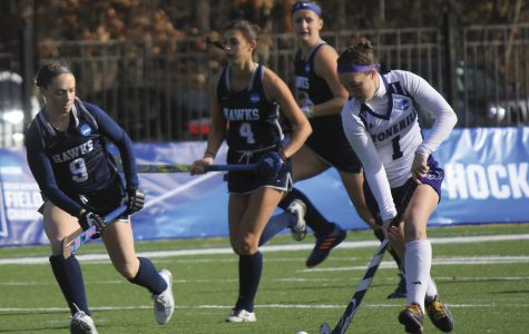 Field hockey defeats Stonehill, advances to DII tournament final four