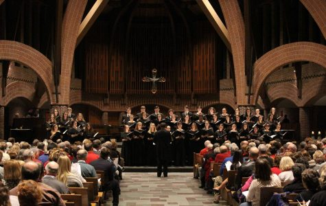 Choir sings to packed house at DecemberSong