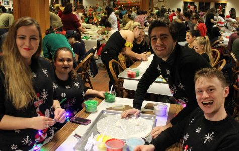 400 students compete at the annual Gingerbread House Competition