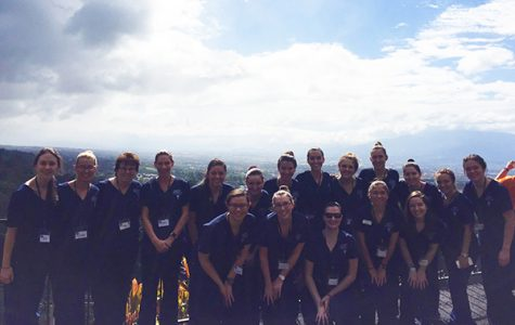 Student-nurses reflect on Costa Rica clinical experience