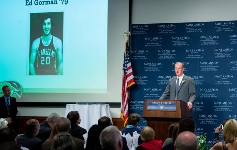 Hawk Athletics hosts first HOF induction ceremony in a decade