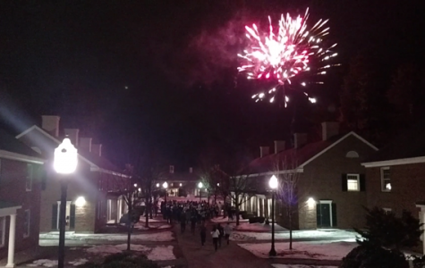 College celebrates Pats winning Super Bowl LI