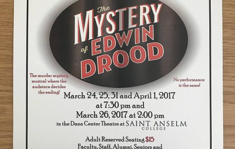 'The Mystery of Edwin Drood' production to take stage March 24