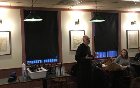 Pub event draws large crowd as  part of Benedictine Heritage Week