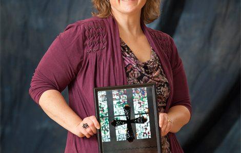 Susan Gabert successfully defends dissertation