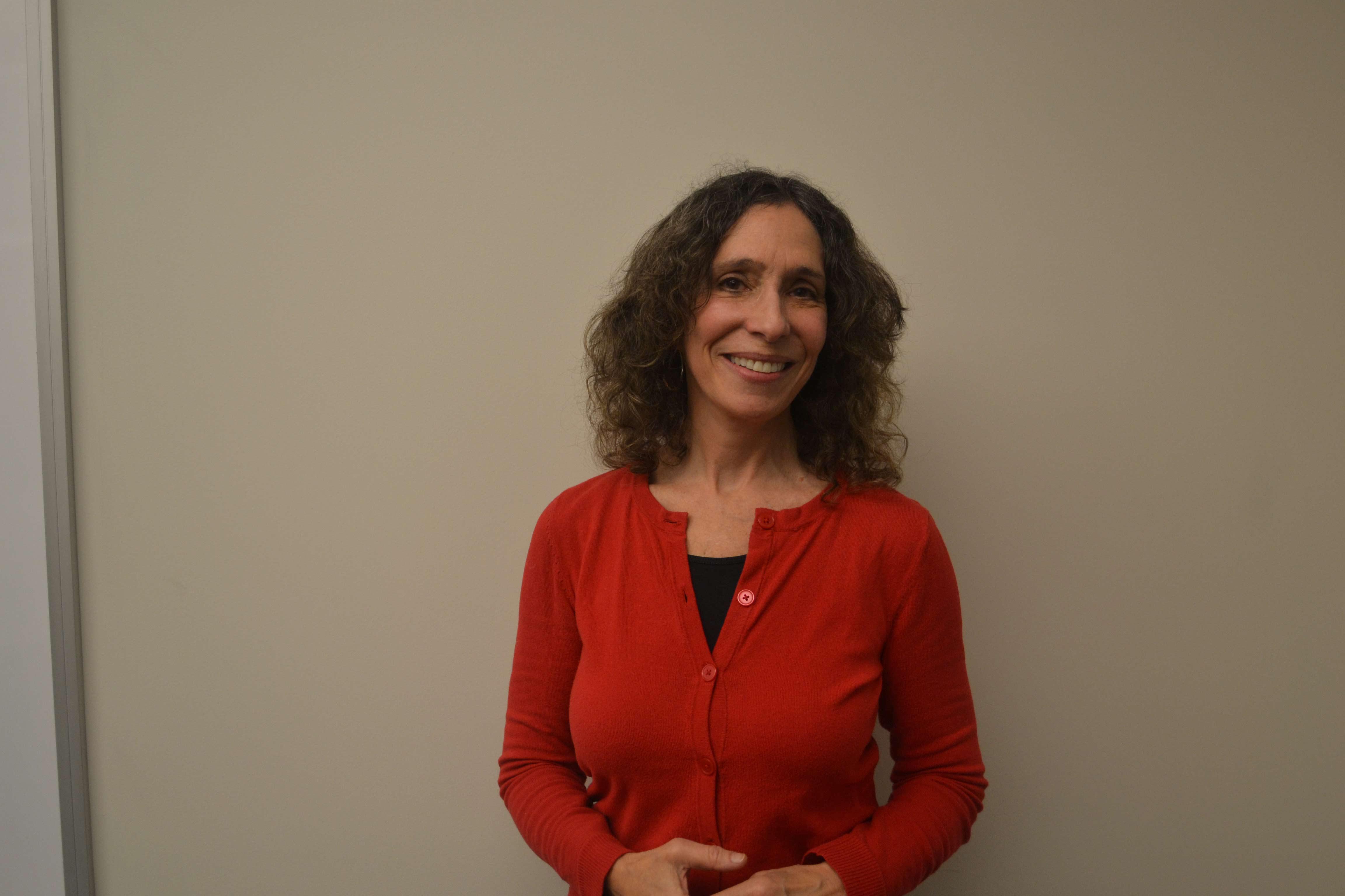 NH Poet Laureate Alice B. Fogel.