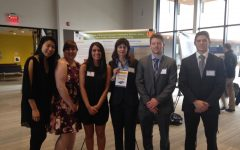 Students present research at SNHU