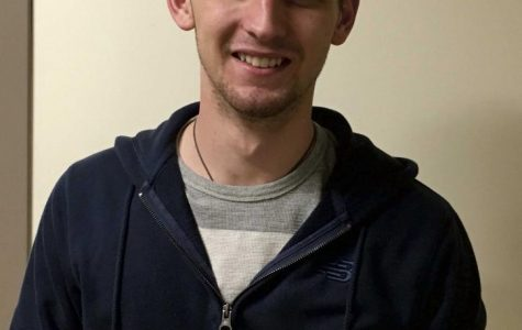 Seamus Igo, '17, to serve two years in Swaziland with the Peace Corps