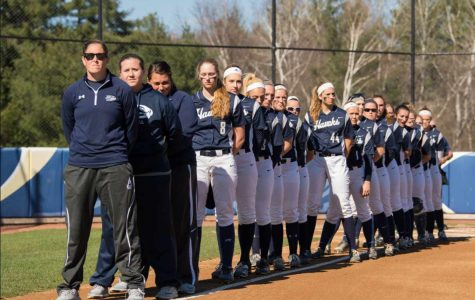 Hawks rally together on Senior Day to win 3-0 against Stonehill