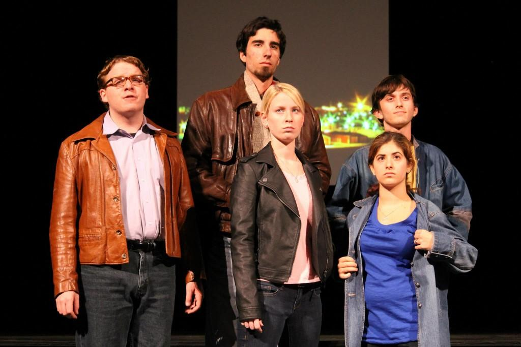 Saint Anselm Abbey Players Perform In The Laramie