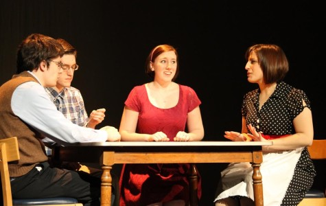 One-Act Plays draw crowds despite storm