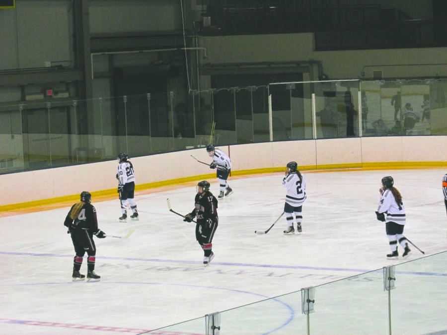 Hockey teams back in action