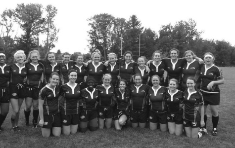 Women's rugby narrowly misses playoffs after 5-2 winning season