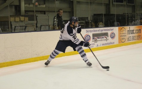 D'Amato's hat trick leads Hawks to victory over SNHU, St. A's to play Stonehill for NE-10 Championship
