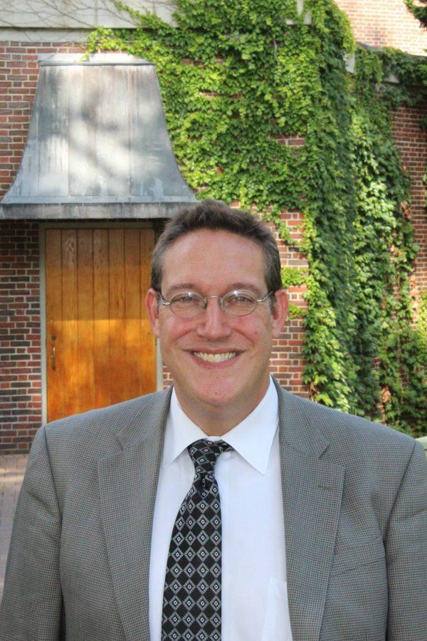 New Choir Director Eric Bermani.