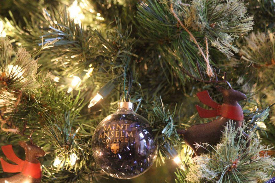 Saint A's prepares to celebrate Christmas 2016.