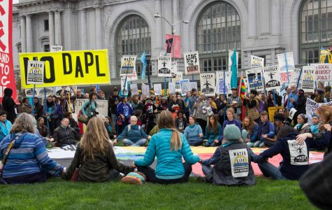 DAPL: Are money and oil more valuable than the basic rights and homes of America's indigenous people?