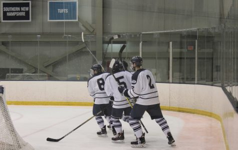 Men's hockey eyes NE-10 title as regular season enters final stretch