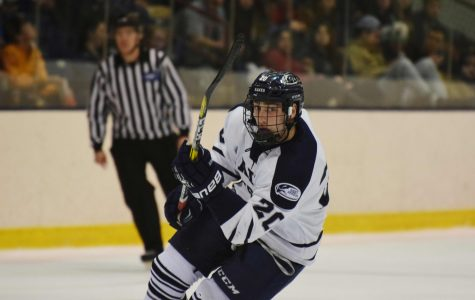 Men's hockey season ends with 4-3 loss to Assumption in NE10 semifinals