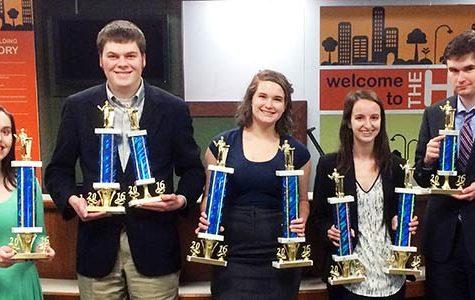 SAC Debate Team triumphs at Regionals