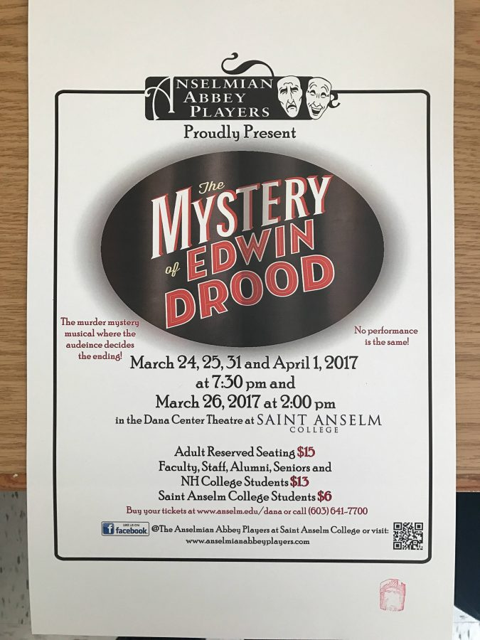 Spring musical to premiere March 24.