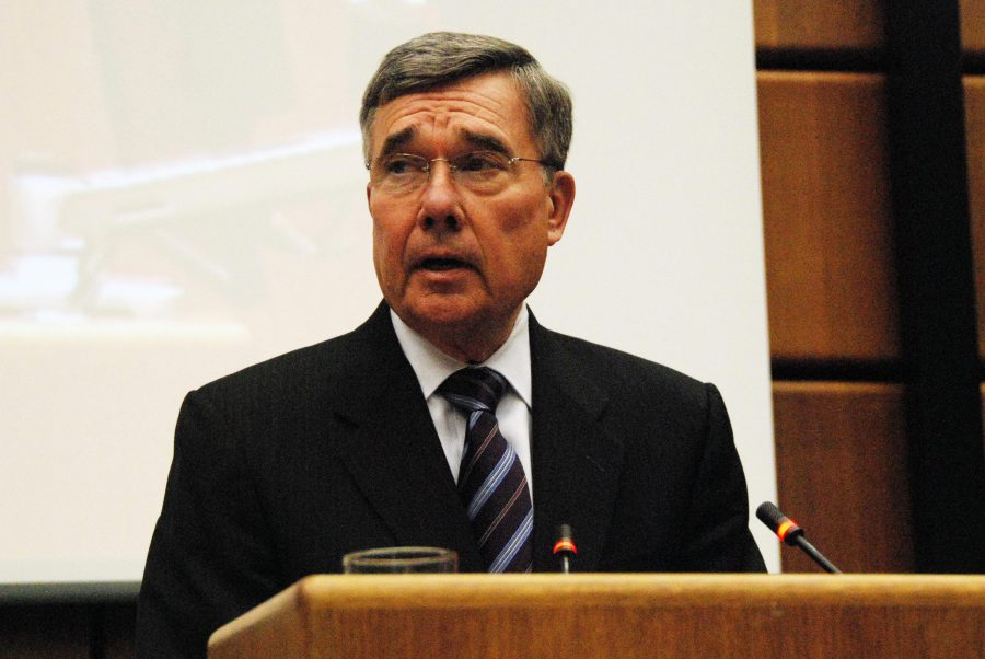 Gil Kerlikowske, former Commissioner of U.S. Customs and Border Protection (CBP) from 2014-2017.