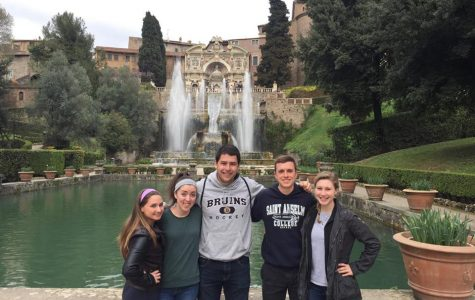 Spotlight on Anselmian happenings in Orvieto during semester abroad