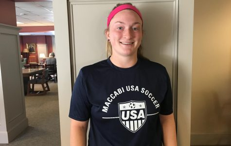 Athlete Profile: Alexis Elowitch '18 prepares to head to Israel