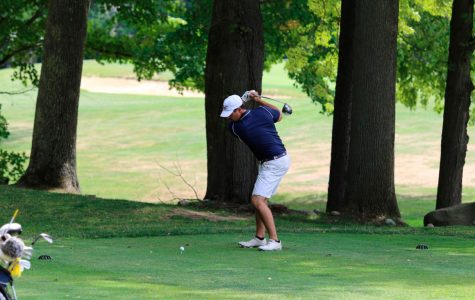 Hawk golf wallows through Towson Spring Invitational