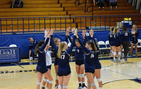 Hawk Invitational Tournament shows strength of Saint Anselm volleyball