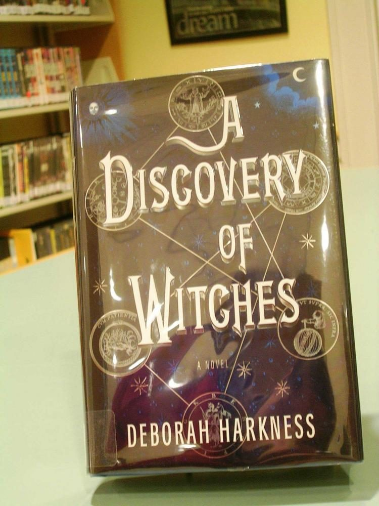 A+Discovery+of+Witches