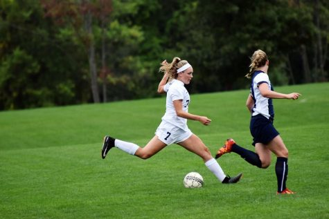 Women's soccer lose to Southern Connecticut; 3-4 overall and 1-4 in conference