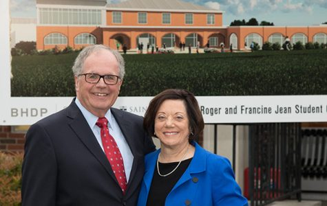 Alumnus of 1970 make generous donation to fund new student center