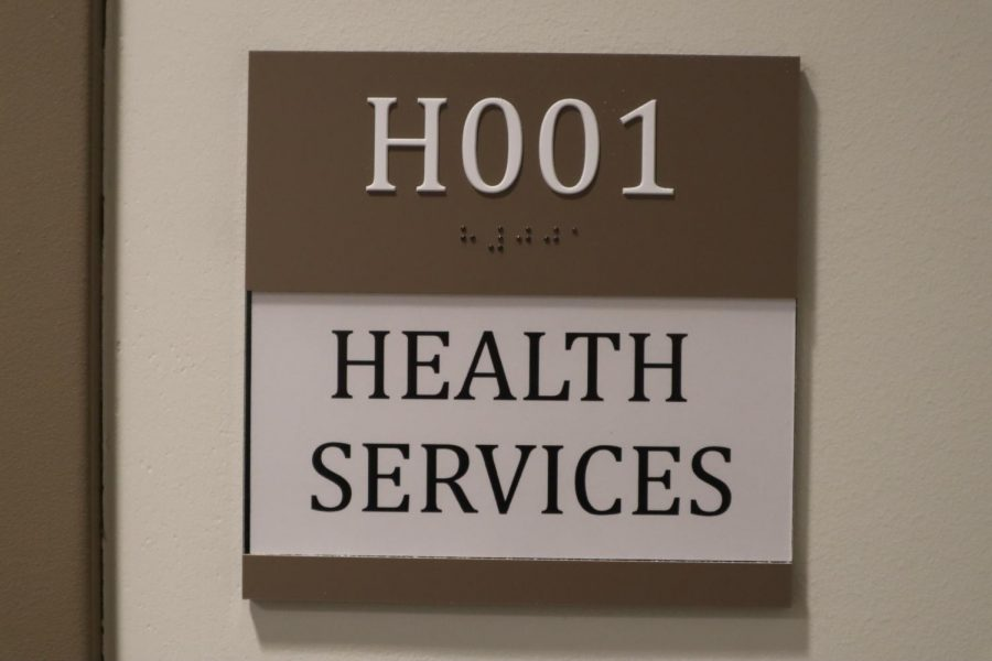 Health Services recently moved into its new location in the Jean Student Center.