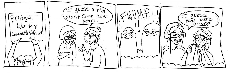 Student Comic: 1/25/2019