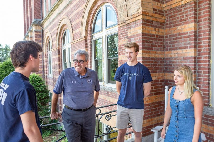 Saint+Anselm+welcomes+Favazza+as+new+president