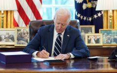 Congress passes $1.9 trillion COVID relief bill: Some Anselmians cash in