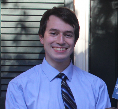 The Criers Senior Correspondent, David Micali 21