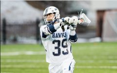 Men's lacrosse scorches foes in NE-10; key test scheduled today