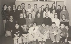Once upon a time, long, long ago, St. A's crew team plied Merrimack