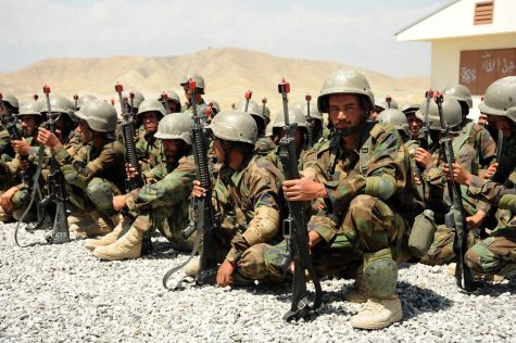 Afghanistans own people must now face a new Taliban government.